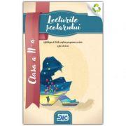 Lecturile scolarului, clasa a II-a (contine itemi pentru verificarea cunostintelor) imagine librariadelfin.ro