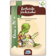 Lecturile scolarului, clasa a IV-a (contine itemi pentru verificarea cunostintelor) imagine librariadelfin.ro