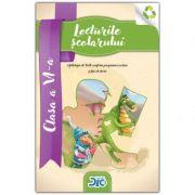 Lecturile scolarului, clasa a VI-a (contine itemi pentru verificarea cunostintelor) imagine librariadelfin.ro