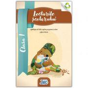 Lecturile scolarului, clasa I (contine itemi pentru verificarea cunostintelor) imagine librariadelfin.ro