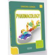 Pharmacology volumul II (Simona Conea) imagine libraria delfin 2021