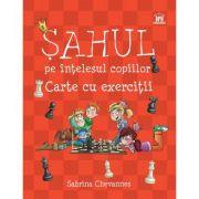 Imagine Sahul Pe Intelesul Copiilor - Carte Cu Exercitii Sabrina Chevannes