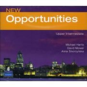 New Opportunities Upper Intermediate Class Audio CD