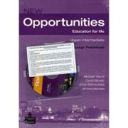 New Opportunities Upper Intermediate Power Book