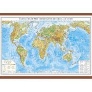 Harta celor mai importante resurse ale lumii 1400x1000mm (GHRL1) imagine librariadelfin.ro