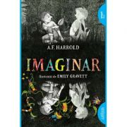 Imagine Imaginar - Paperback - A - F - Harrold