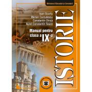 Istorie. Manual pentru clasa a IX-a - Ioan Scurtu imagine librariadelfin.ro
