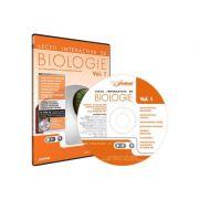 Lectii interactive de Biologie Vol I imagine librariadelfin.ro