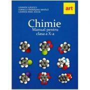 Chimie. Manual pentru clasa a 10-a - Luminita Irinel Doicin imagine librariadelfin.ro