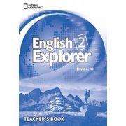 English Explorer 2: Teacher's Book with Class Audio CD