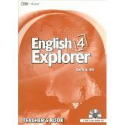 Imagine English Explorer 4 Teacher
