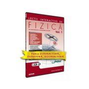 Lectii interactive de Fizica Vol I imagine librariadelfin.ro