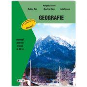 Geografie. Manual pentru clasa a XII a imagine librariadelfin.ro