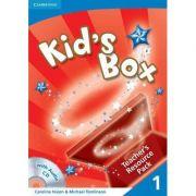 Kid's Box 1 Teacher's Resource Pack Level 1 (contine CD)