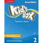Kid's Box Level 2 Teacher's Book