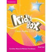 Kid's Box Starter Class - (Contine 2 CD) imagine librariadelfin.ro