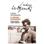 O privire filozofica (asa-numitul Caiet Brun) - Ludwig Wittgenstein