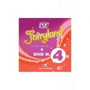 Fairyland 4 DVD - Jenny Dooley