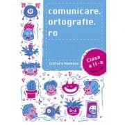 Comunicare. ortografie. ro clasa a II-a imagine librariadelfin.ro