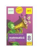 Esential. Matematica clasa a 8-a. Partea II - Marius Perianu, Costel Anghel, Gratian Safta imagine librariadelfin.ro