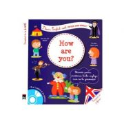 How are you? + CD - I learn English with Peter and Emily - Larousse imagine librariadelfin.ro