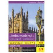 Limba engleza - studiu intensiv. Clasa a VI-a, cartea elevului (student's book) - Ben Goldstein imagine librariadelfin.ro