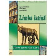 Limba latina. Manual pentru clasa a XI-a - Eugenia Hristache imagine librariadelfin.ro