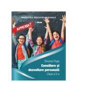 Manual Consiliere si Dezvoltare personala, clasa a V-a. Manualul elevului + Manual digital - Simona Popa imagine librariadelfin.ro