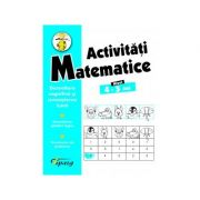 Activitati matematice 4-5 ani - Nicoleta Samarescu imagine librariadelfin.ro