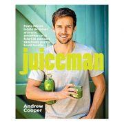 Juiceman - Andrew Cooper imagine librariadelfin.ro