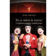 Imagine De Ce Radem La Teatru? - John Wright