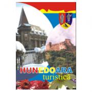 Hunedoara turistica, mic ghid - Nicu Jianu imagine librariadelfin.ro