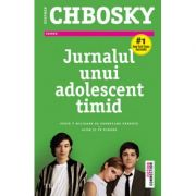 Imagine Jurnalul Unui Adolescent Timid - Stephen Chbosky - Traducere De Constantin
