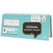 Citirea. Cuvinte simple - Colectia Flippo imagine librariadelfin.ro