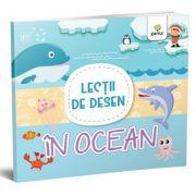 Imagine In Ocean - Colectia Lectii De Desen