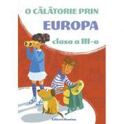O calatorie prin Europa clasa a III-a 2019-2020 imagine librariadelfin.ro