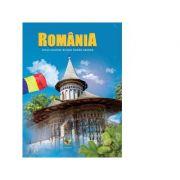 Romania. Atlas ilustrat bilingv roman-german imagine librariadelfin.ro