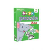 Zoo. Colectia Bebe Puzzle imagine librariadelfin.ro