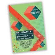 Teste de evaluare formativa - Matematica - clasele VII-VIII - OPTIMIZATOR DE INVATARE imagine librariadelfin.ro