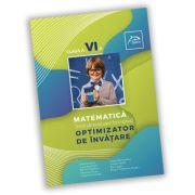 Teste de evaluare formativa - Matematica - clasa a VI-a - OPTIMIZATOR DE INVATARE imagine librariadelfin.ro