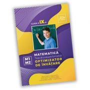 Teste de evaluare formativa - Matematica - clasa a IX-a - OPTIMIZATOR DE INVATARE imagine librariadelfin.ro