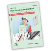 Teste de evaluare formativa - Limba si literatura romana - clasa a VI-a - OPTIMIZATORUL tau DE PERFORMANTA imagine librariadelfin.ro