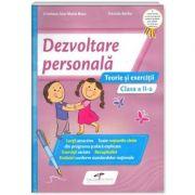 Dezvoltare personala. Teorie si exercitii, clasa a II-a - Cristiana Ana-Maria Boca