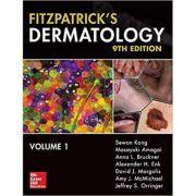 Fitzpatrick's Dermatology. 2 Vol. 9th edition - Sewon Kang imagine librariadelfin.ro