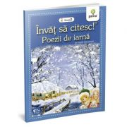 Invat sa citesc! Nivelul 2. Poezii de iarna - Vasile Alecsandri imagine librariadelfin.ro