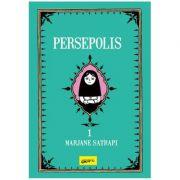 Persepolis volumul 1 - Marjane Satrapi