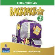 Imagine Backpack Gold 2 Class Audio Cd - Mario Herrera