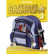 Imagine Backpack Gold 3 Workbook - Mario Herrera