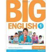 Imagine Big English 1 Activity Book - Mario Herrera