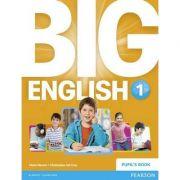 Imagine Big English 1 Pupils Book Stand Alone - Mario Herrera
